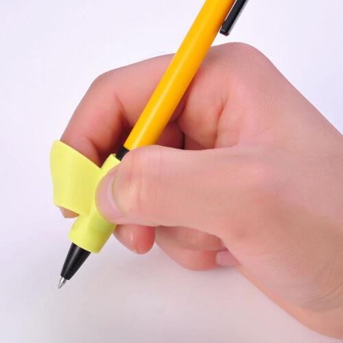 Pro Posture Correction Tool Children Pencil Holder Pen Writing Aid Grip VH