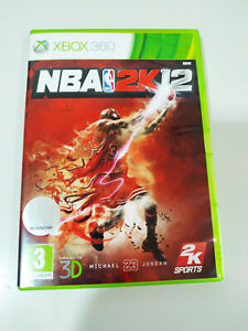 NBA 2K12 Michael Jordan 2K SPORTS - Set Xbox 360 Ausgabe Spanien Pal