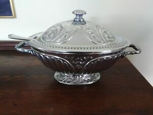 Discontinued Lenox Butler S Pantry Metalware Soup