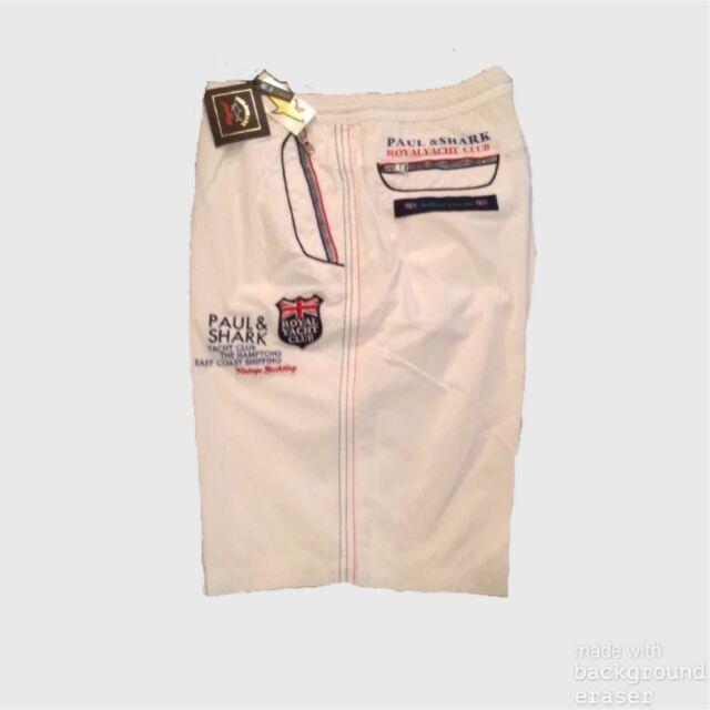 NEW Paul & Shark Yachting Shorts Bermuda Pantaloncini Pants size 56