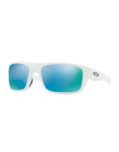 Sunglasses OAKLEY DROP POINT 9367-14 Polished White Prizm Deep H2O Polarized