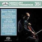 Cello Concerto Starker LSO 0028947566083 by Tchaikovsky SACD