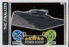 Star Wars Force Attax : Force Awakens Set 1 #123 The Finalizer