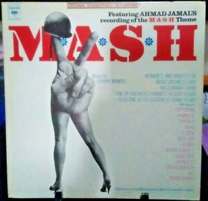 M*A*S*H OST Album Released 1970  Vinyl Collection USA