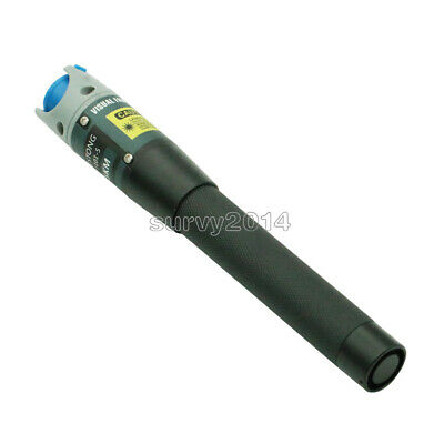 1 mW 5 KM Visual Fault Locator VfL fibre optique laser Cable Tester Test Equipment
