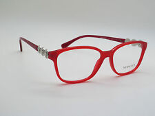 4c473f1d64a0 NEW Authentic VERSACE Mod. 3181-B 938 Red 55mm RX Eyeglasses