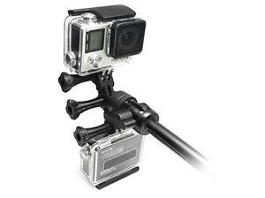 Tripod Mount für GoPro Go Pro HD HERO 1 3 Zubehör Stativ Adapter Grey 2