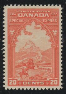 MOTON114-E3-Special-Delivery-Canada-mint-well-centered-XF