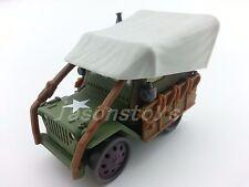 Mattel Disney Pixar Cars Road Rally Stanley Days Sarge Diecast Toy Car 1:55 New