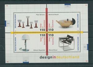 Germany-Federal-Frg-vintage-yearset-1998-Block-45-Mint-MNH-More-Sh-Shop