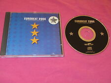 Eurobeat 2000 Club Classics Volume 3 CD Album MINT House Techno ft Inner City