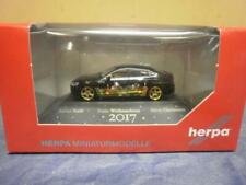 "Herpa Audi A5 Sportback /""Herpa Weihnachts-PKW 2017/"" #102117 1:87"