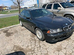2003 BMW 5 Series Performance