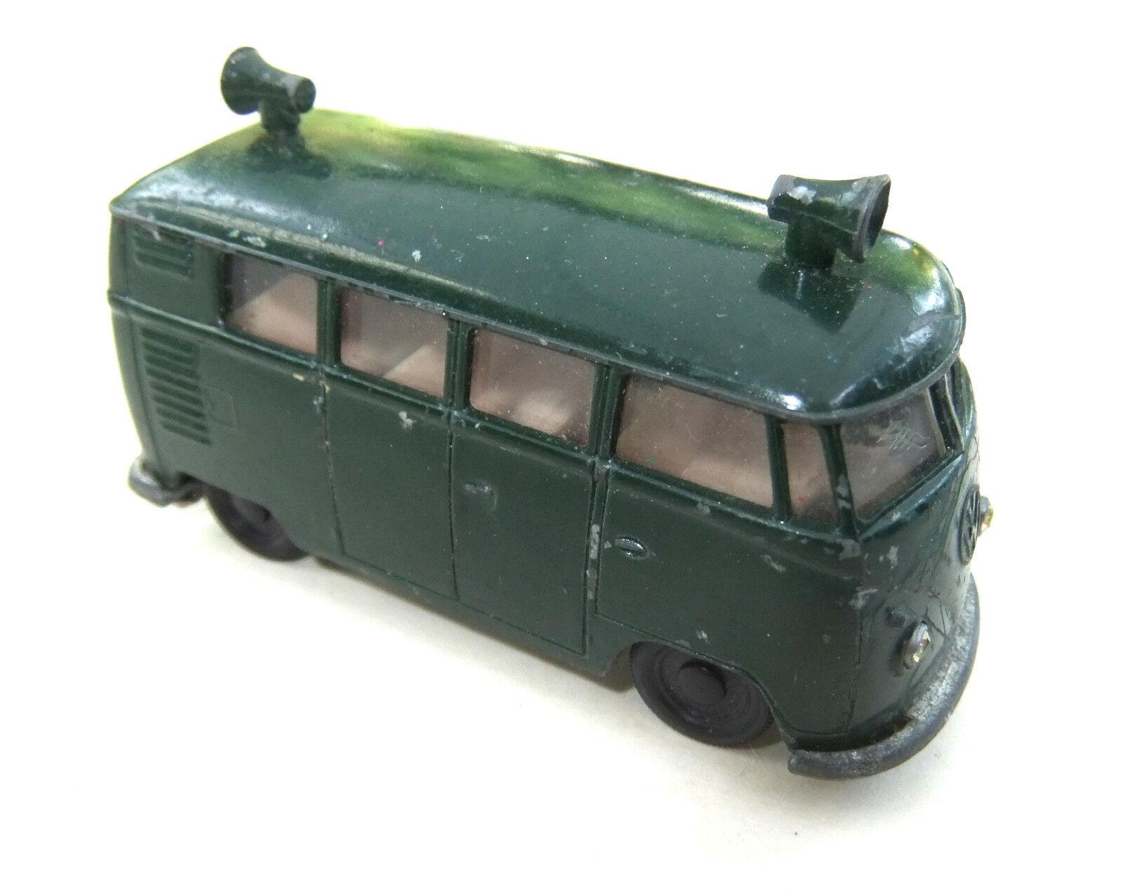 Siku V211 212  VW Bus  Polizei
