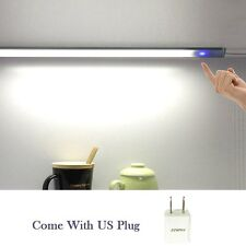 6W Dimmable USB LED Touch Sensor Night Light Kitchen Under Cabinet Lamp 6000K