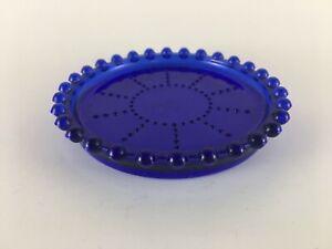 Boyd-Art-Glass-Cobalt-Blue-Ashtray-coaster-4-034
