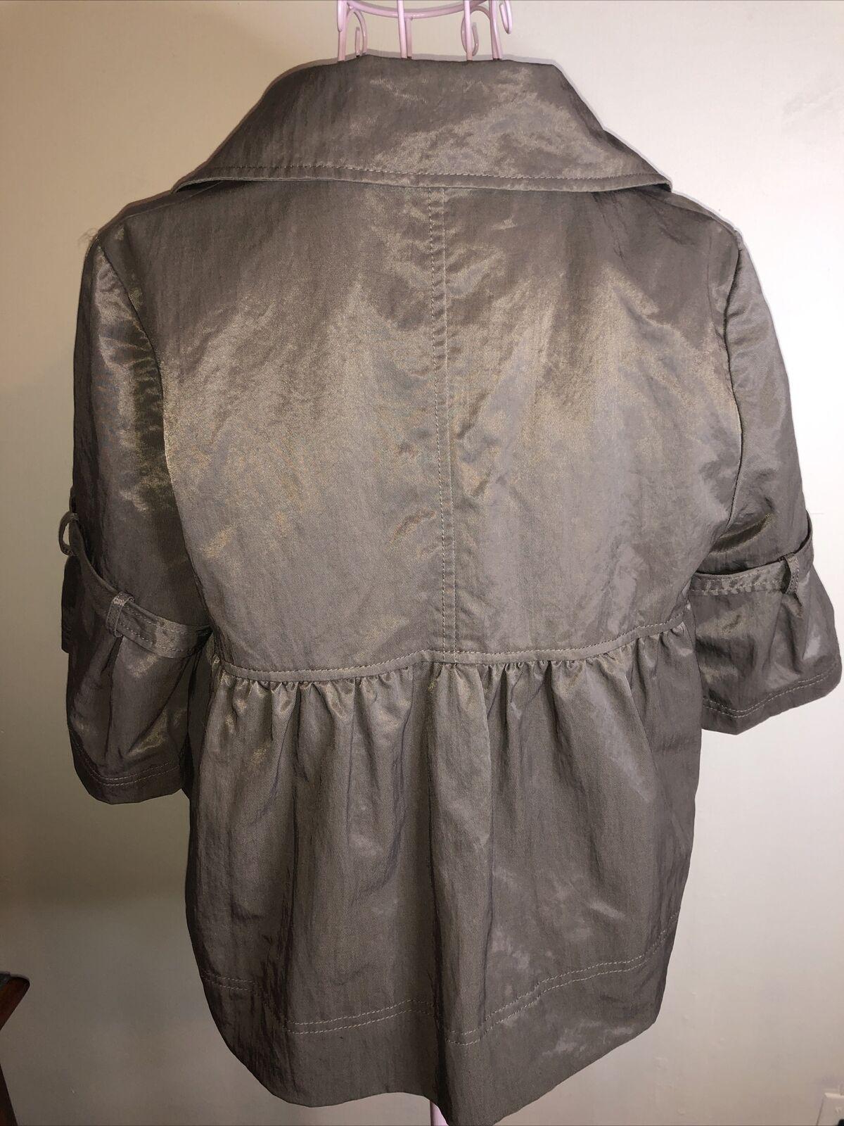 Kaidal French Design Cotton Blend Lg Jacket Workw… - image 3