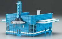 Imex 6119 Ho Greyhound Bus Station