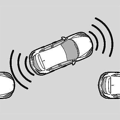 Genuine Mazda CX-5 Front Parking Distance Sensor C850-V7-300