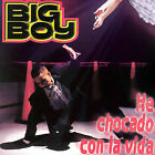 Chocado con la Vida by Big Boy (CD, Jul-2007, Sony BMG)