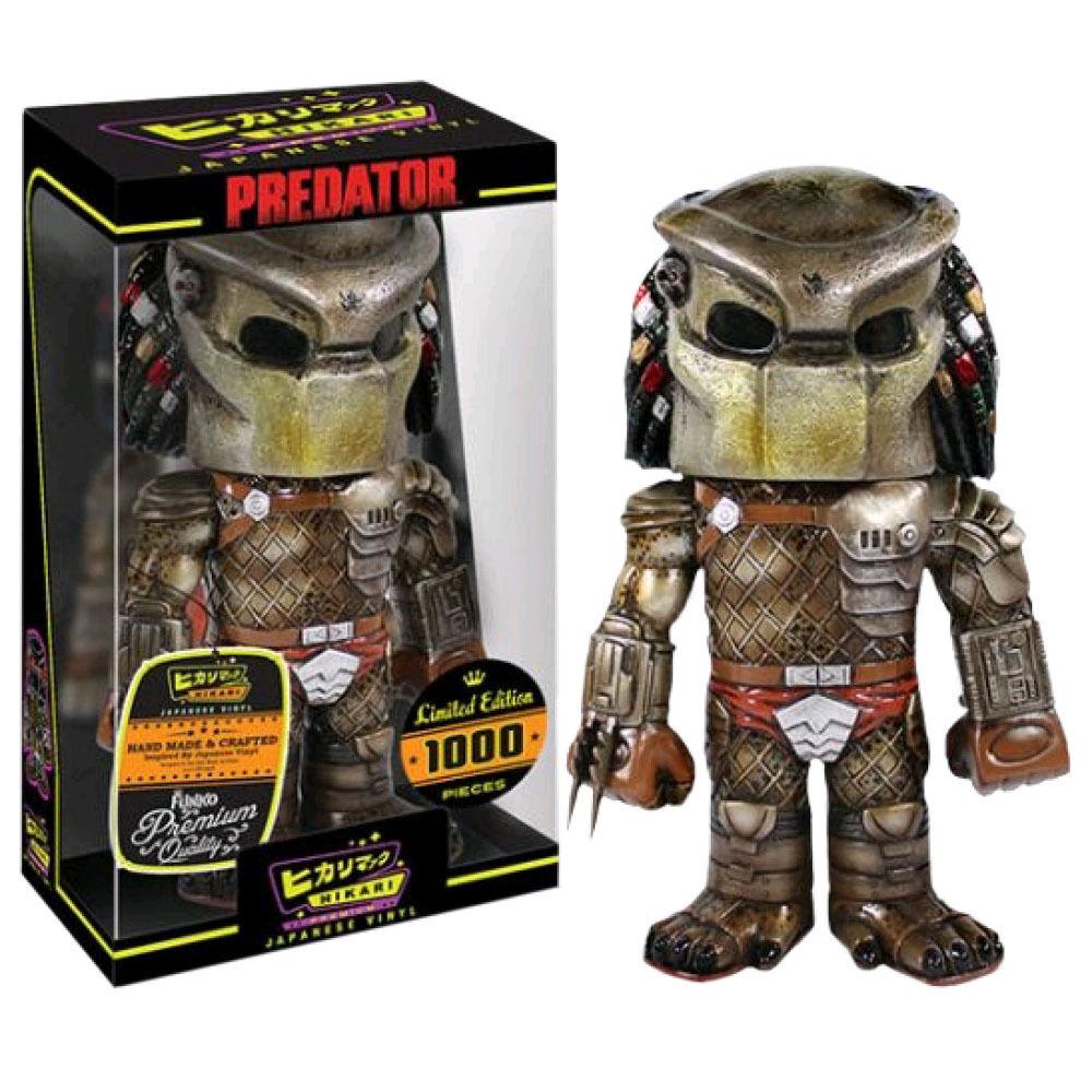 PREDATOR - Predator 8  Hikari Japanese Vinyl Premium Figure (Funko)  NEW