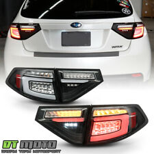 Partslink Number SU2819106 OE Replacement SUBARU WRX Tail Light Assembly
