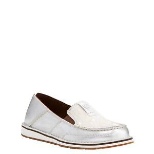 Stream silver shoes The unicorn