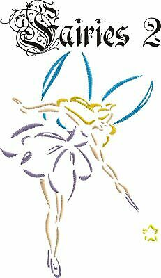 Pegasus Machine Embroidery Designs set flying horse PES HUS JEF VIP DST