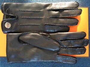 Gants-HERMES-femme-noir-taille-6-5