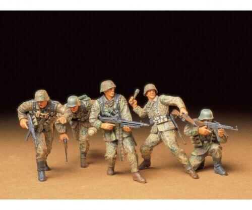 Modellbau Tamiya 300035196 1:35 Figuren-Set Deutsche Frontsoldaten