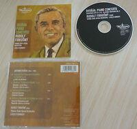 RARE CD ALBUM PIANO CONCERTO - DVORAK ANTONIN 6 TITRES 2002