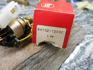 84732-12032-Toyota-Switch-assembly-heater-blower-New-Genuine-OEM-Part