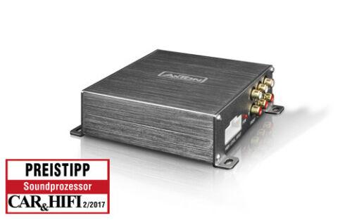 A500DSP AXTON 5-Kanal DSP-Vorverstärker iOS und Android