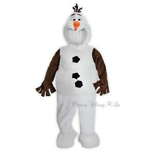 Genuine-Authentic-Disney-Store-Frozen-OLAF-Snowman-Halloween-Costume-Dress-Up