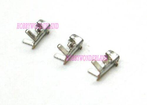 1.25mm Mini PicoBlade 3-Pin Female Connector Receptacle Crimp terminals x 30
