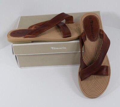 Tamaris Womens 27128 Sandals Brown (Tan 488) 8.5 UK holiday,summer 4055158549754   eBay