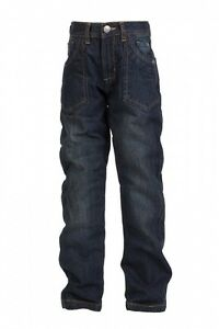 Bull-It-SR6-Vintage-Blue-Childrens-Kids-Motorcycle-COVEC-Jeans-Water-Resistant-T