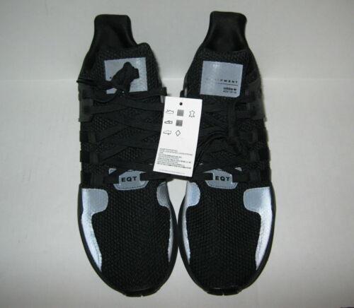 191037519464 5 Negro Textil Adv Adidas con para entrenamiento de Support hombre 11 cordones Eqt qpUp7wO