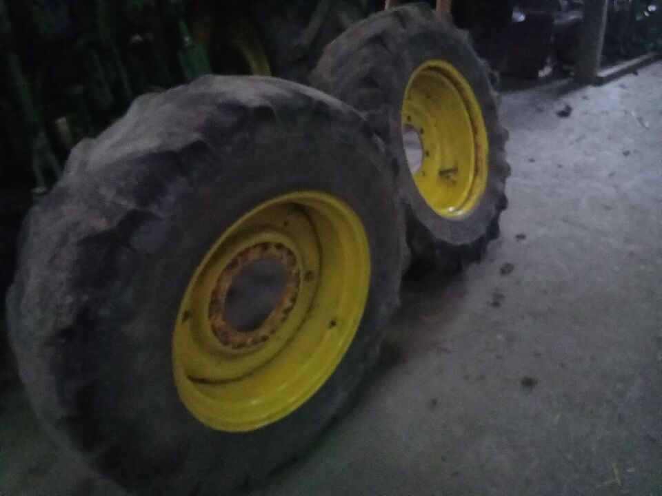 Komplet hjul, John Deere
