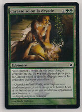 MTG Magic RAV FOIL - Dryad's Caress/Caresse selon la dryade, French/VF