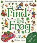 Find the Frog by Stephan Lomp (Hardback, 2015)