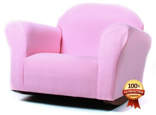 Wooden Rocking Leg Chair Sofa Furniture Kid Baby Home Living room ...