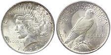 STATI UNITI UNITED STATES USA 1 DOLLAR 1923  PEACE ARGENTO/SILVER #6864A