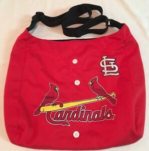 Image Is Loading St Louis Cardinals Official Mlb Little Earth Jersey
