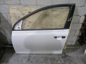 GENUINE-2008-VW-GOLF-TSI-MK6-2007-09-LEFT-FRONT-DOOR-SHELL-White-Code-LB9A