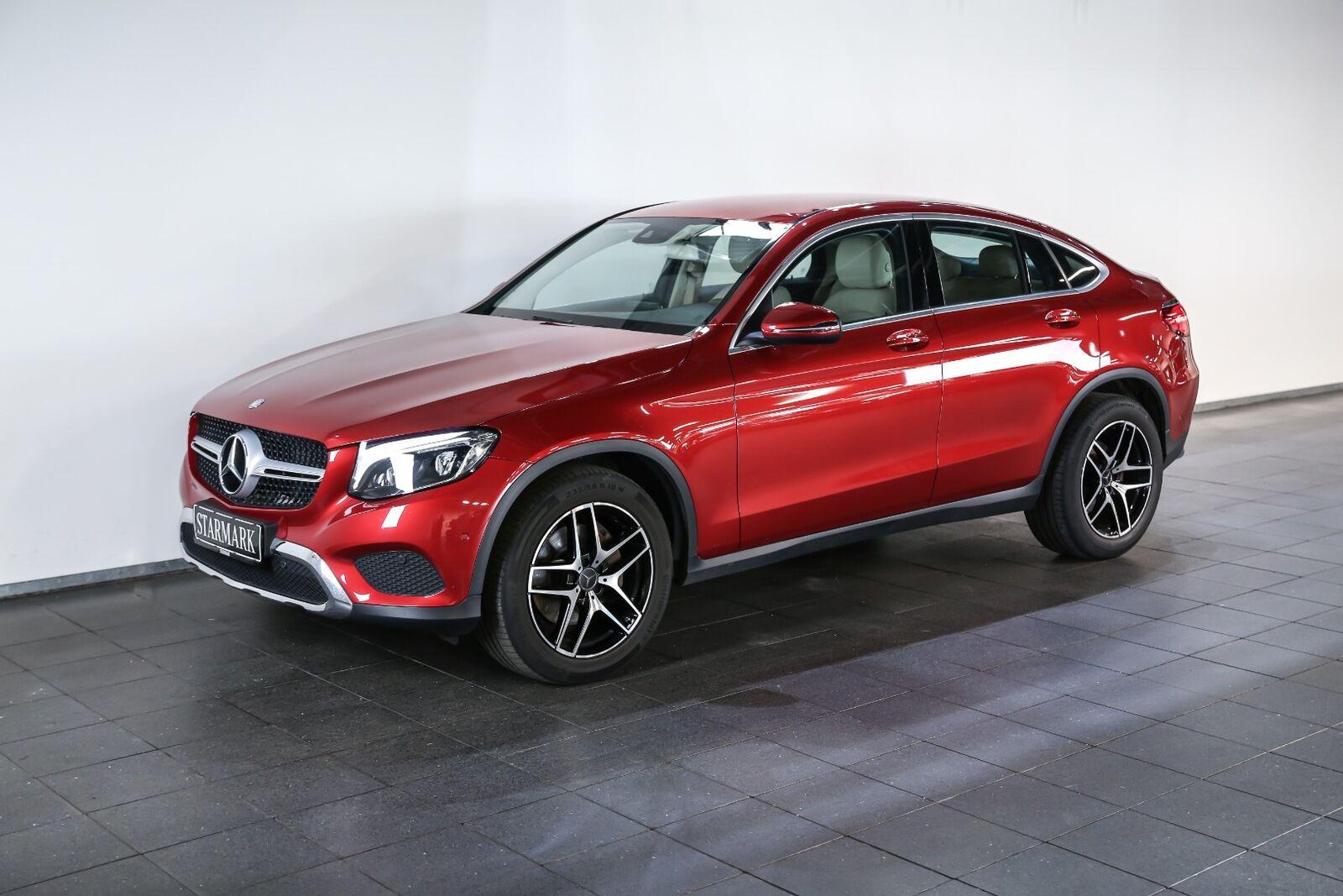 Mercedes GLC350 d 3,0 Coupé aut. 4Matic 5d - 589.900 kr.