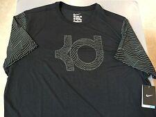 Nike KD Swag T Shirt Sz XXL Black NWT Dri Fit Stay Cool