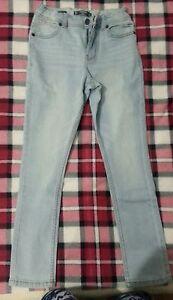 lotto-368-jeans-pantalone-pantaloni-denim-ragazzo-bambino-9-10-A-034-mango-034