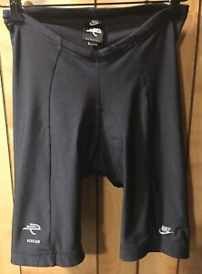 Details about NIKE•Echelon•Black Padded Cycling Shorts•MENS MEDIUM•Made In  USA•((L@@K!))