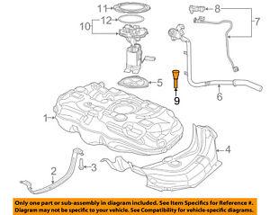 fiat oem 14 18 500l 1 4l l4 fuel system filler 68201364aa ebay rh ebay com fiat ducato fuel pump wiring diagram fiat ducato fuel pump wiring diagram
